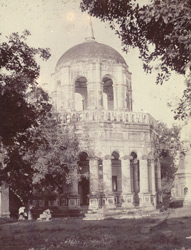 Dutch Governor's Tomb, [Surat]